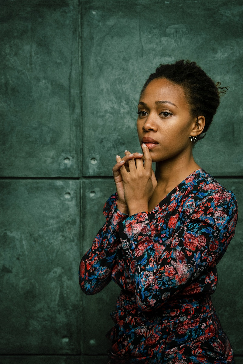 Nicole Beharie - Sen Floyd Photographer | Director