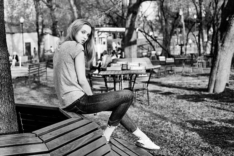 People - Arseniy Golyshkin | photography | Moscow
