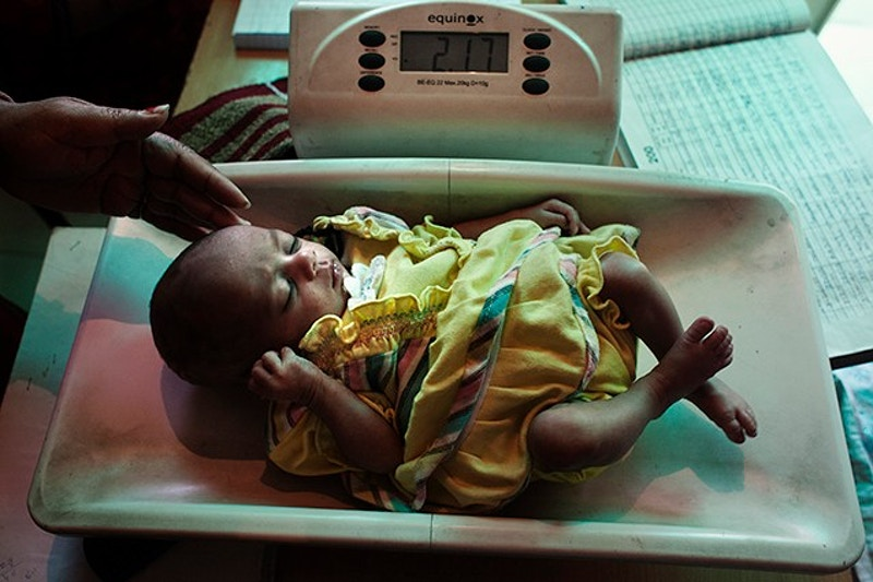 Fighting Infant Mortality In India - Serena De Sanctis