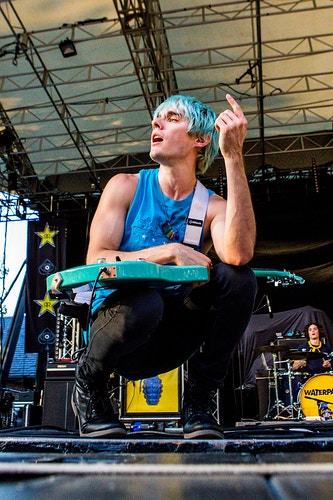 Waterparks // Central Park, NY - Shane Haley Photo