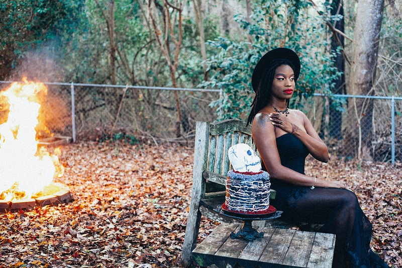 Book I 2 - The Photography of Shanita Dixon.