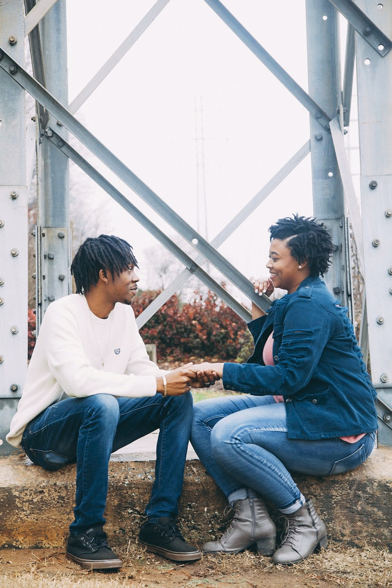 Indya And Keon - The Photography of Shanita Dixon.