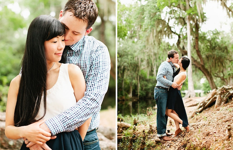 Serena And Chad - Shannon Lee Miller