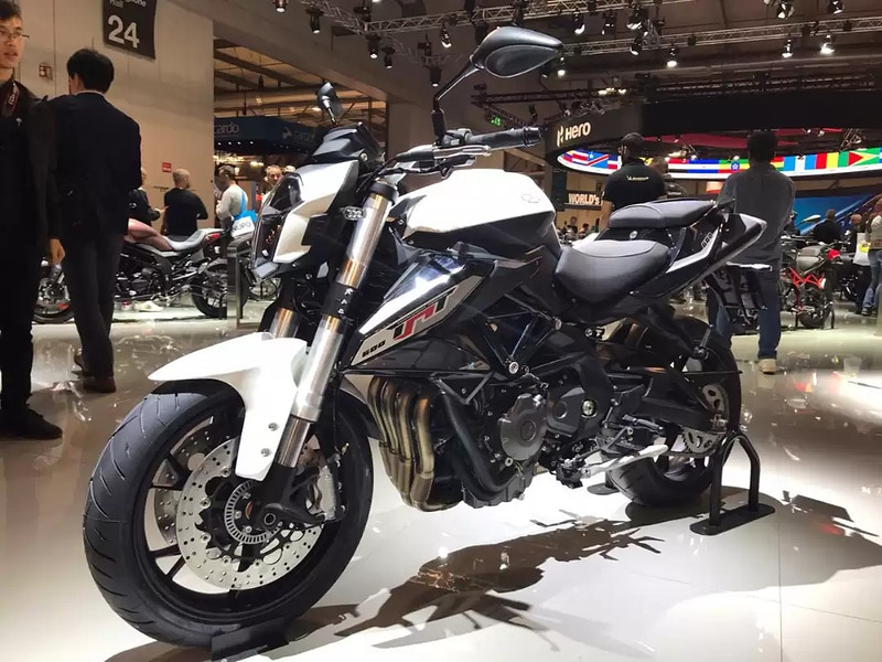 2020 Benelli TNT600 Streetfighter Officially Revealed - Sharan Estone