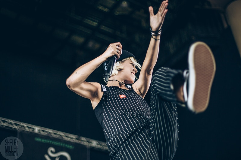 Tonight Alive - Shelby Miller Photography