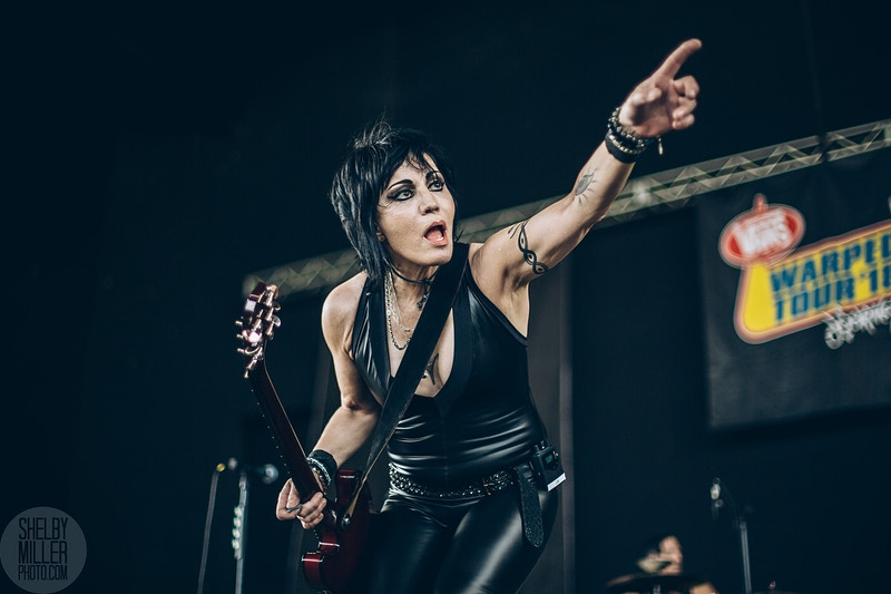 Joan Jett and the Blackhearts - Shelby Miller Photography