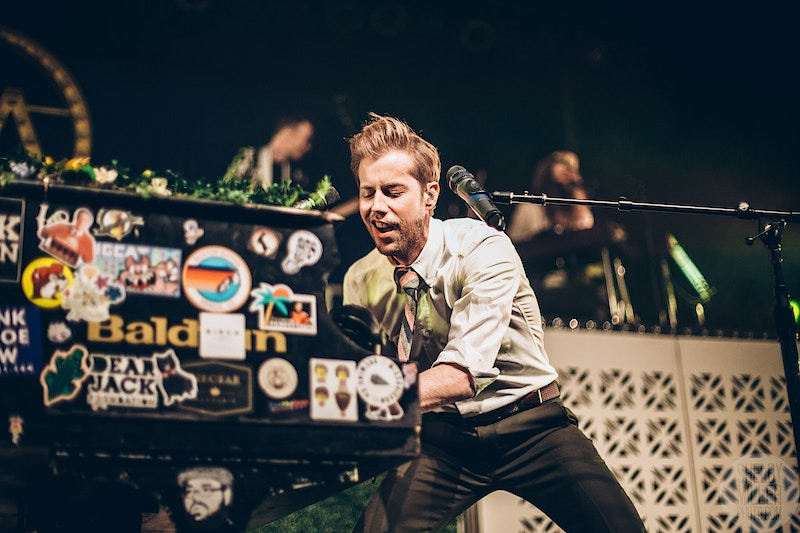 Andrew McMahon in the Wilderness - Shelby Miller Photography