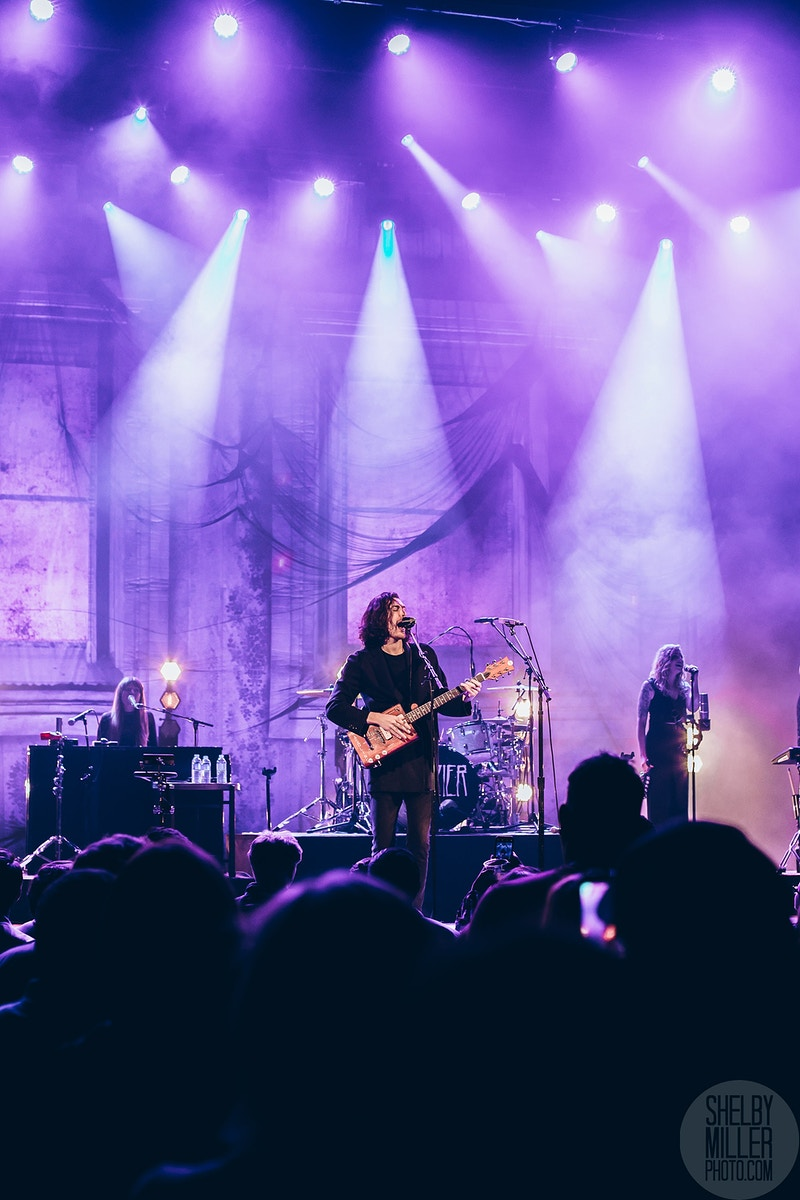 Hozier - Shelby Miller Photography