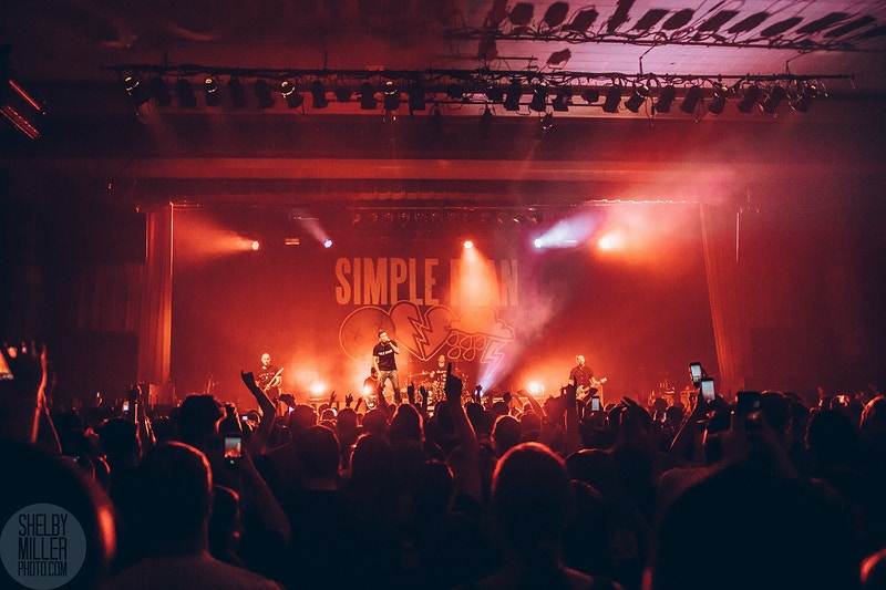 Simple Plan - Shelby Miller Photography