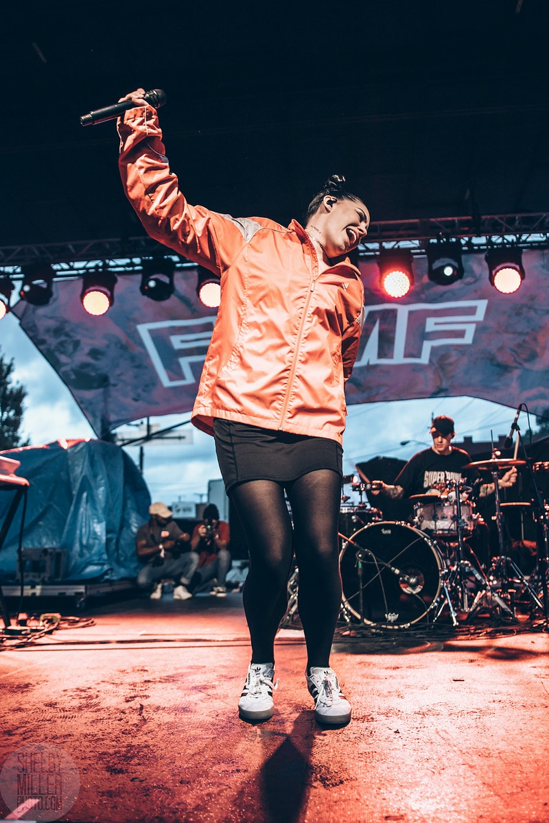 Bishop Briggs - Shelby Miller Photography