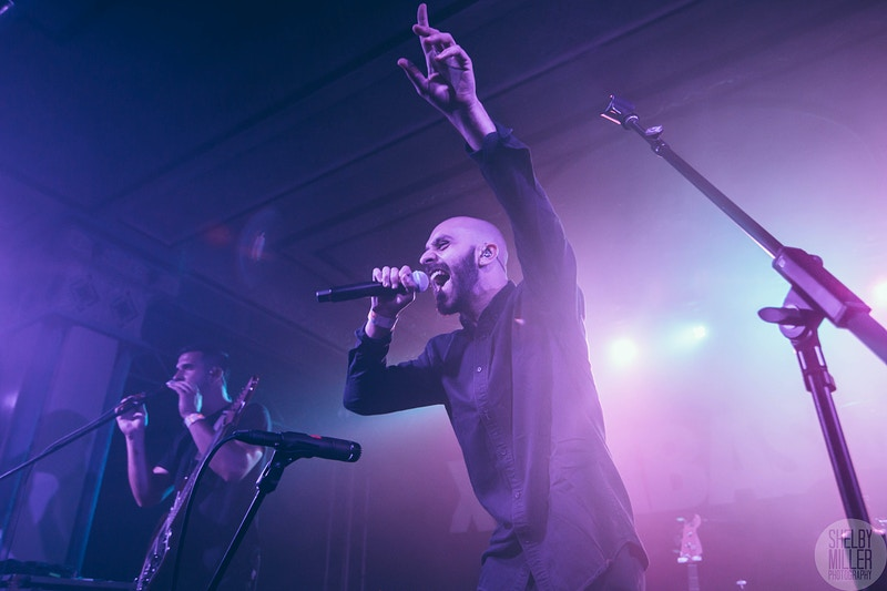 X Ambassadors - Shelby Miller Photography