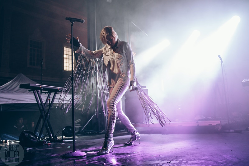 Phantogram - Shelby Miller Photography