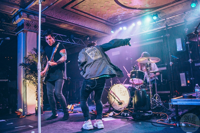 The Ready Set - Shelby Miller Photography