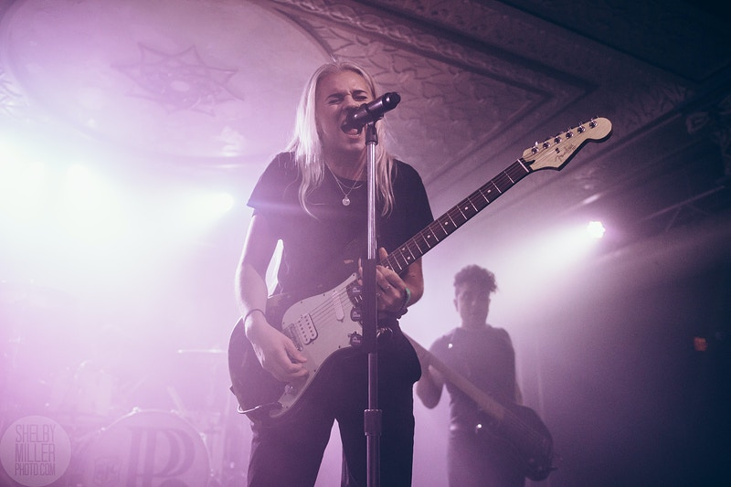 Pvris - Shelby Miller Photography