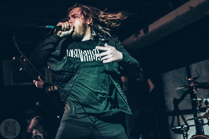 Wage War - Shelby Miller Photography