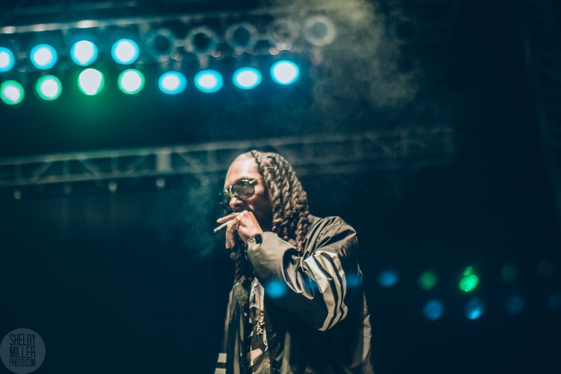 Snoop Dogg - Shelby Miller Photography