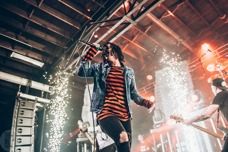 Sleeping With Sirens - Shelby Miller Photography