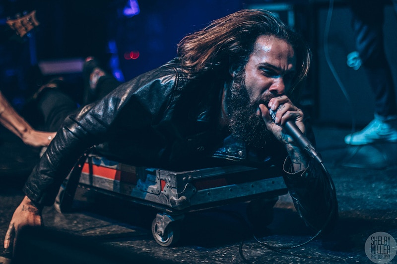 letlive. - Shelby Miller Photography