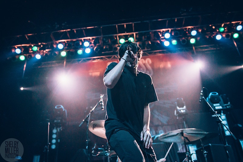 Knuckle Puck - Shelby Miller Photography