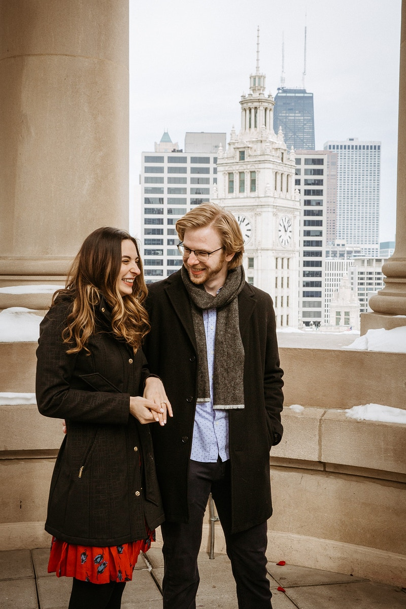 Shannon And Caleb - SHELDON COLLECTIVE