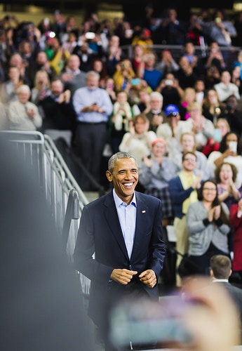 Barack Obama - Sherman McCain Photography | Houston Portrait, Lifestyle & Advertising Photographer