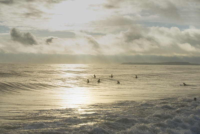 Surfing On The South Coast - Jamie Dunn - Photographer