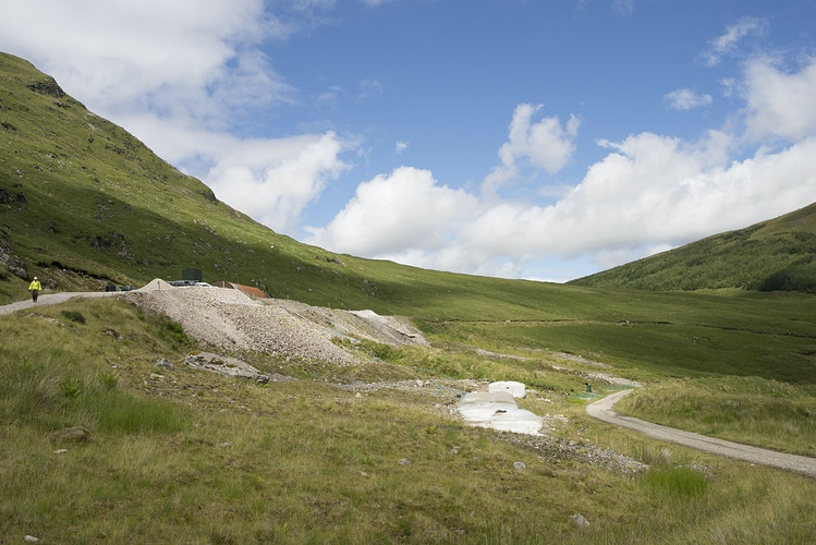 Scotlands First Gold Mine - Jamie Dunn - Photographer