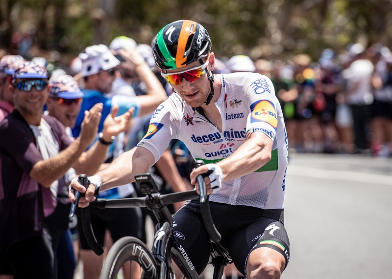 2020 Willunga Hill Tdu - SQUID STEVE