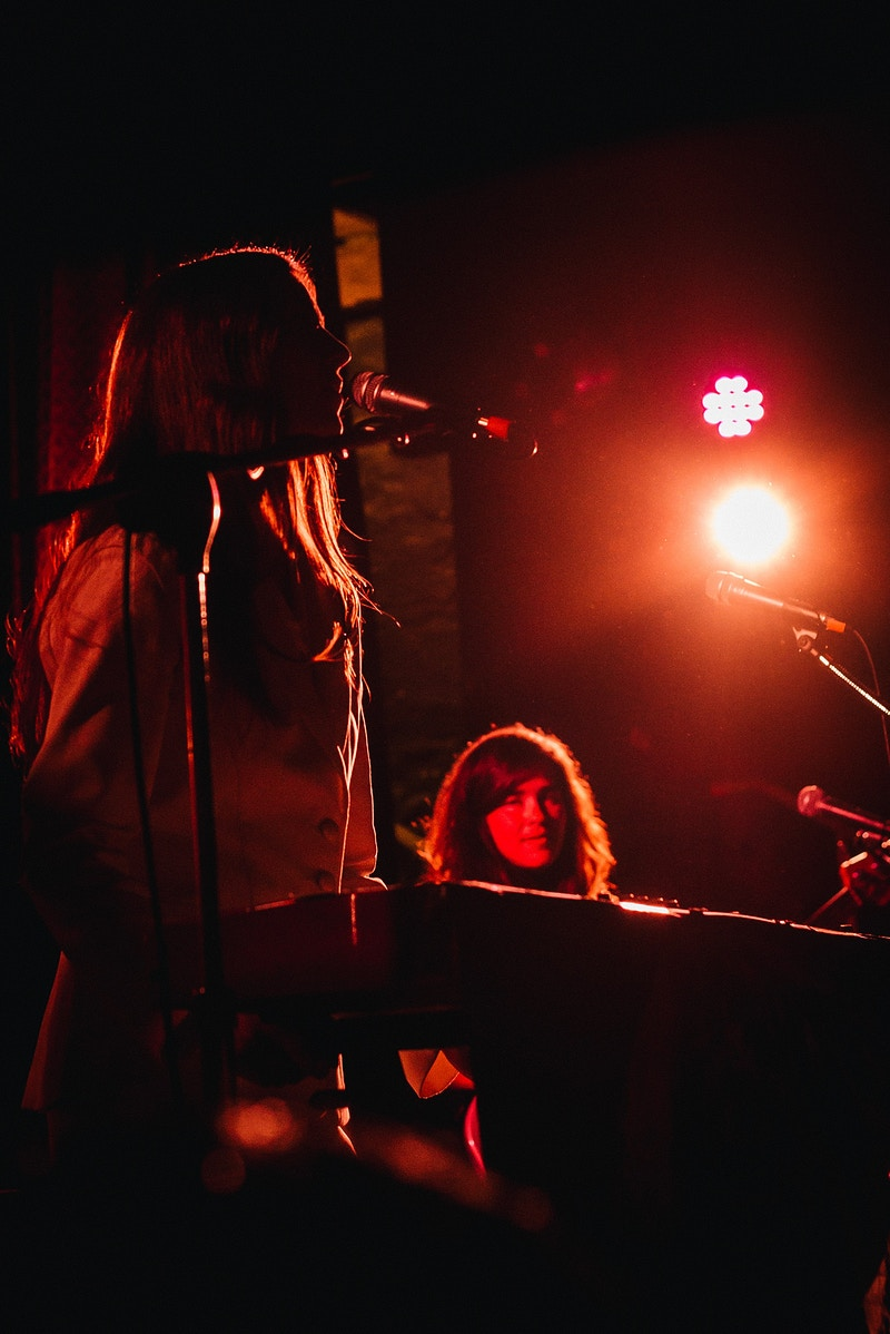Weyes Blood At Castlemaine Theatre - SQUID STEVE