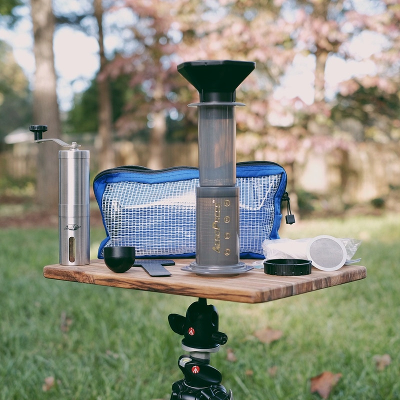 Aeropress Blue Ridge Overland Gear - st8ton