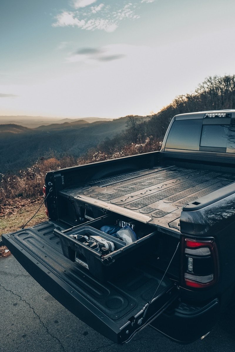 Decked 2019 Ram Power Wagon - st8ton