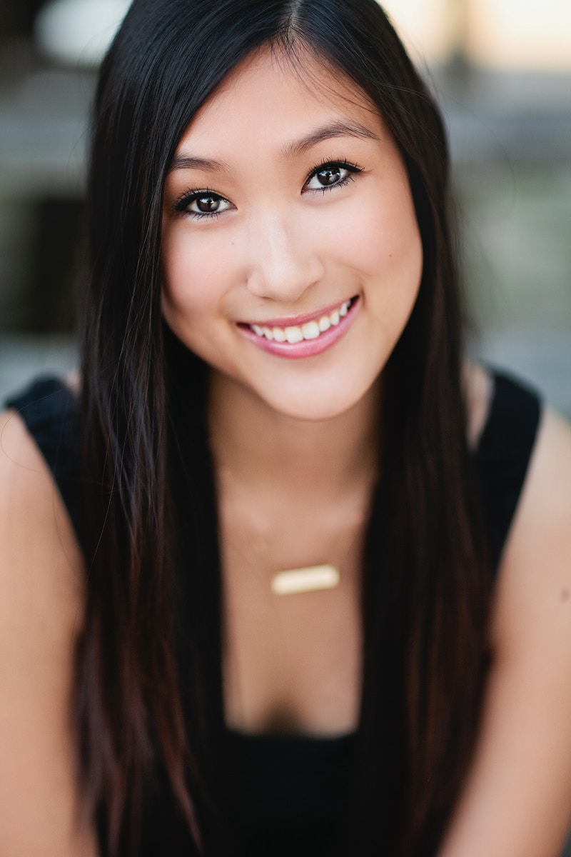 Headshots - Stephanie Pana