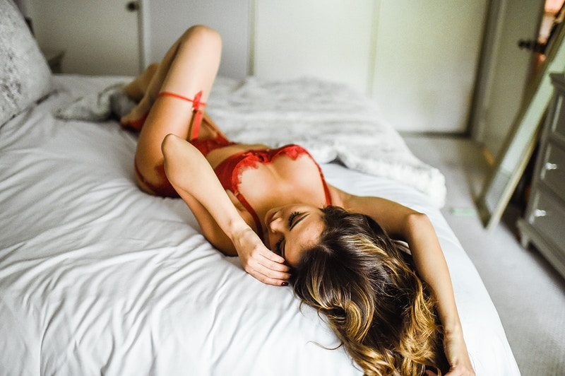 Danielle Boudoir - Stephanie Parsley Photography