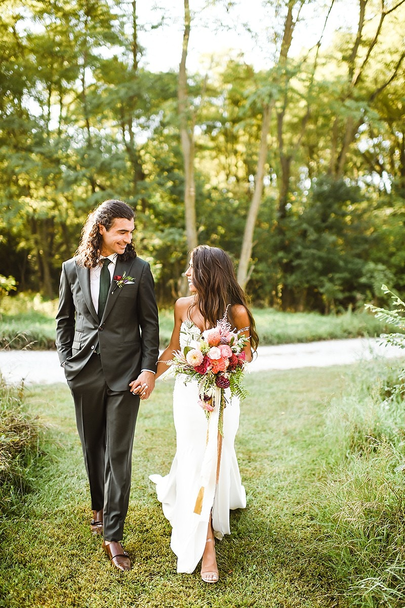 Jordan Evan Michigan Wedding - Stephanie Parsley Photography