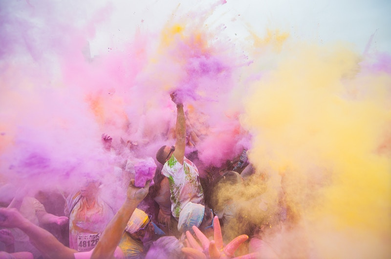 Color Me Rad - Steven Pham