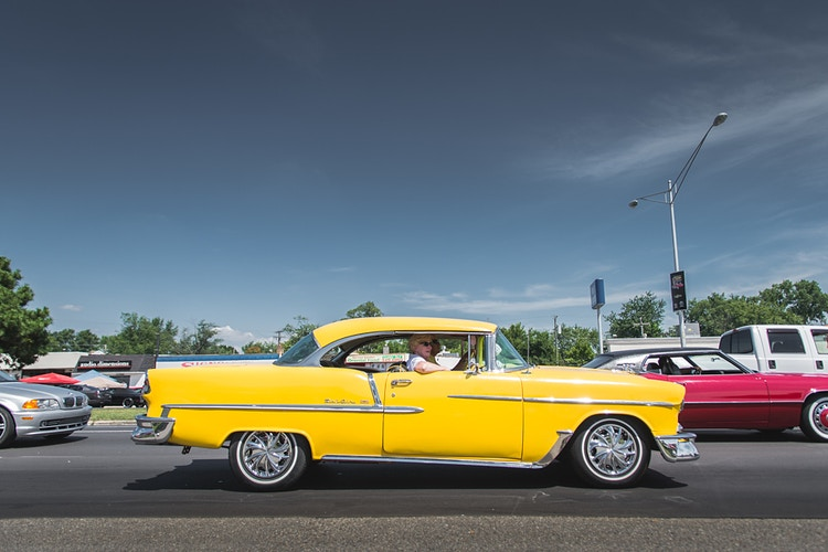 Woodward Dream Cruise 13 - Steven Pham