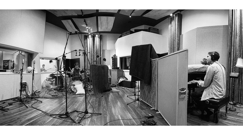 Recording Studio - Dustin Rabin - Still Photographer