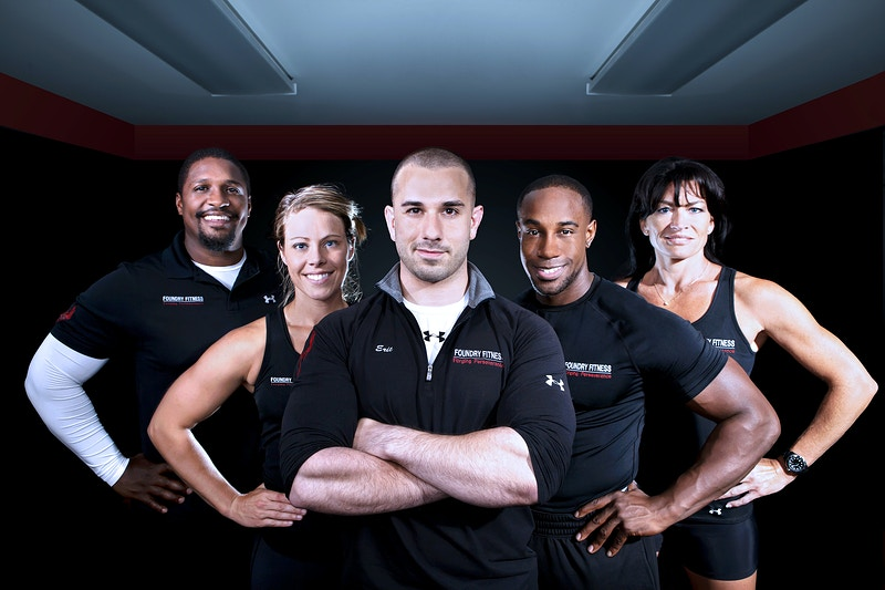 Foundry Fitness 2014 Winter Promo - STUDIO 1527, LLC