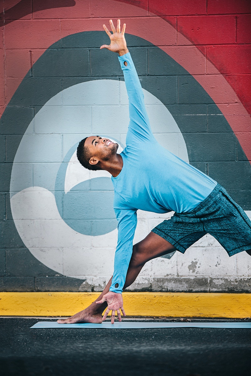 Marcus; Down Dog Yoga Instructor / Sid Yoga - STUDIO 1527, LLC