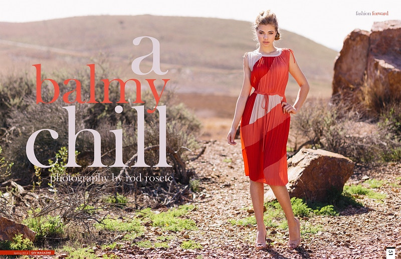 A Balmy Chill Gev Magazine - Rod Rosete Photography