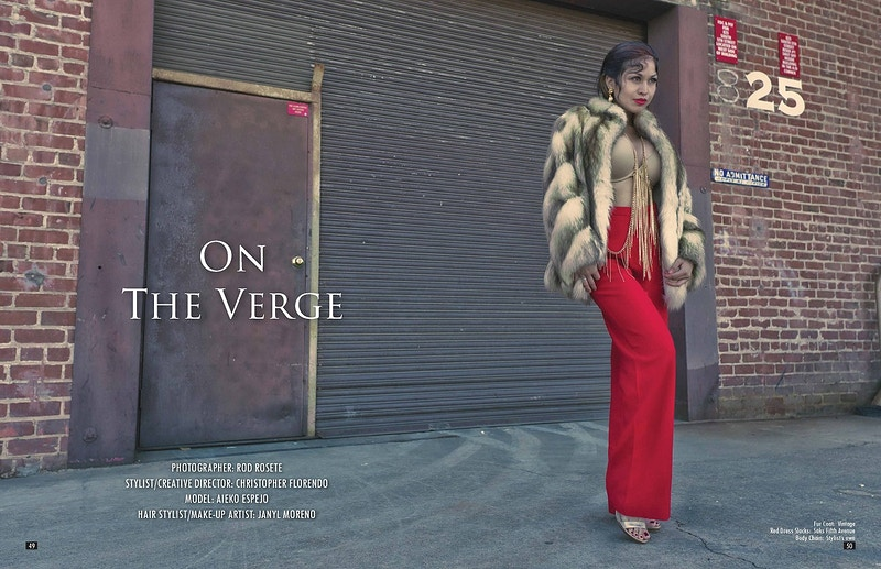 On The Verge Ikon Magazine - Rod Rosete Photography