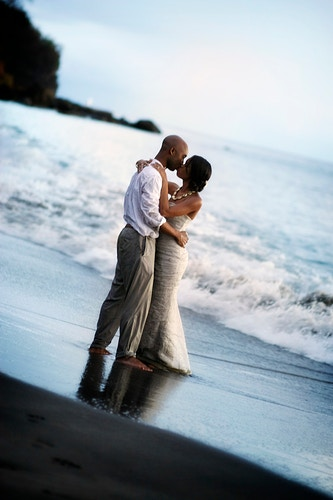 Alison And Chris St Lucia Elopement - Summer Gibbs Photography