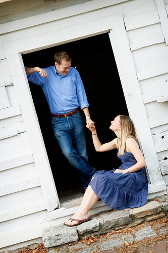 Engagement - Summer Gibbs Photography