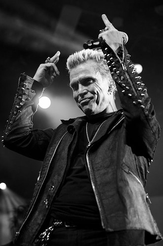 Billy Idol - Suzanne Cordeiro Photography