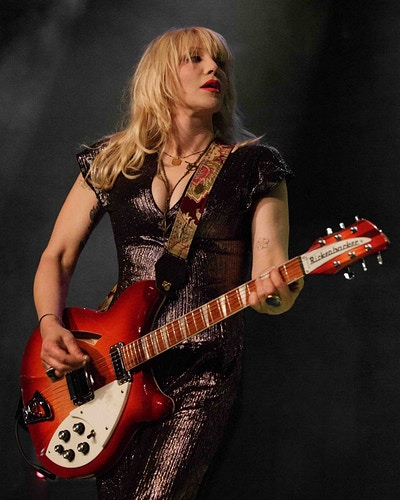 Courtney Love - Suzanne Cordeiro Photography