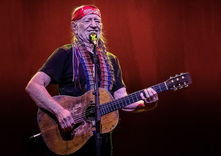 Willie Nelson - Suzanne Cordeiro Photography