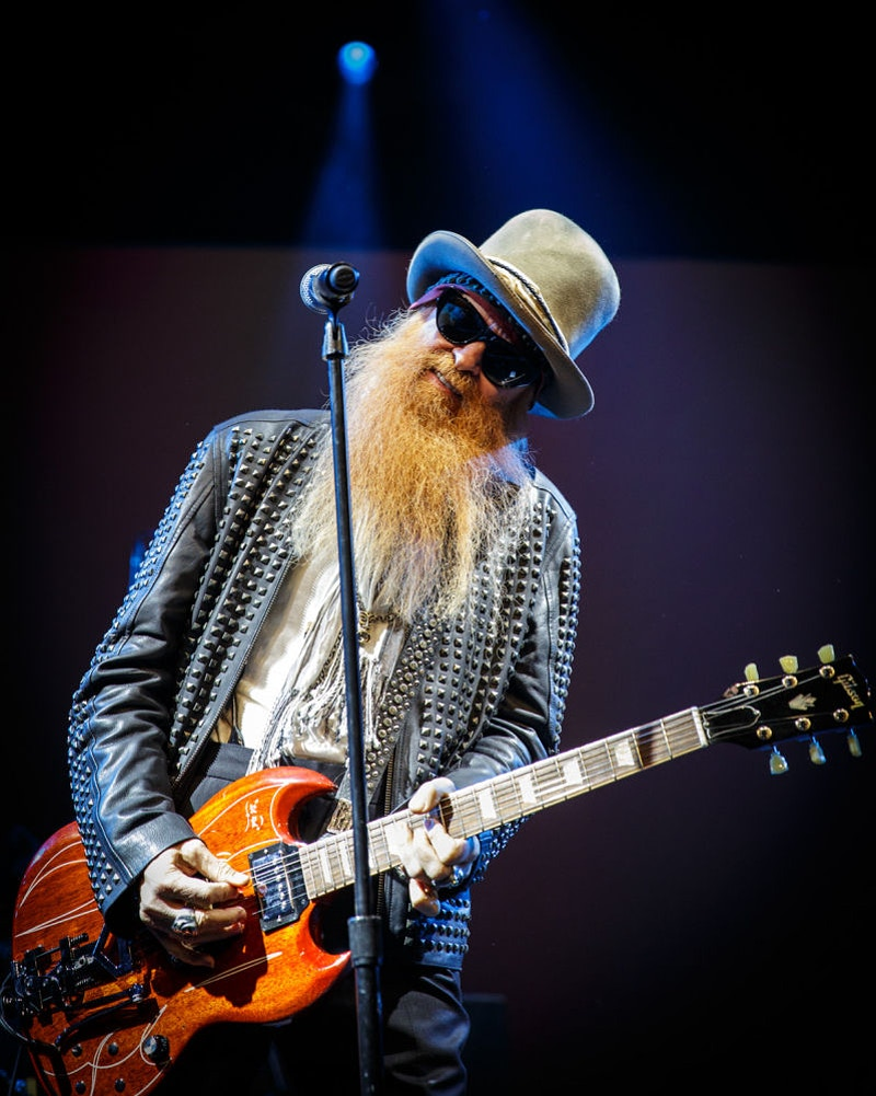 Billy Gibbons - ZZ Top - Suzanne Cordeiro Photography