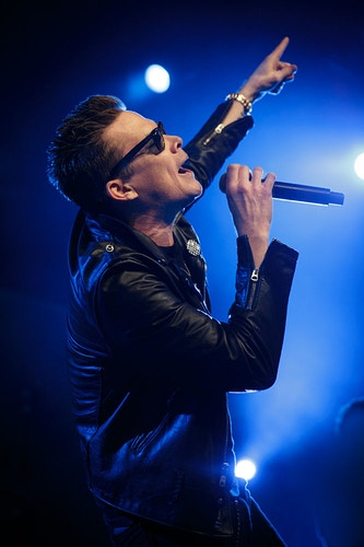 Mark McGrath -  Sugar Ray - Suzanne Cordeiro Photography