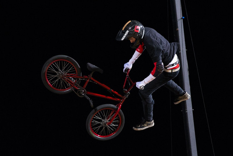 X Games BMX Big Air Final - Suzanne Cordeiro Photography