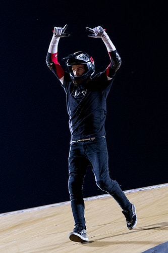 X Games Big Air Winner - Suzanne Cordeiro Photography